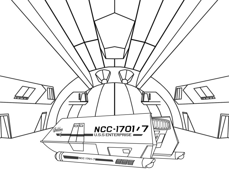 star trek enterprise coloring pages - free coloring pages of uss enterprise